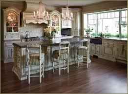 Antique Kitchen Cabinets Kitchen Cabinets Cream Antiqued U2013 Quicua Com