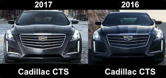 2011 cadillac cts grille 2017 vs 2016 cadillac cts grille design gm authority