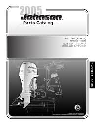 maintaining johnson 1974 1992 carburetor engines