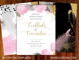 Post Card Invitations Invitations Event Template Save The Date Template Flyer Template