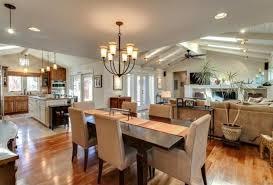 living dining kitchen room design ideas kitchen 12 wonderful kitchen and breakfast room design ideas