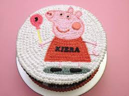 peppa pig birthday cakes peppa pig cakes singapore you favorite character on cake