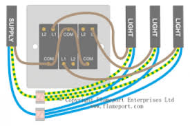 how to wire a 3 gang 2 way switch diagram wiring diagram
