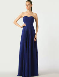 compare prices on royal blue chiffon bridesmaid dresses online
