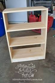 Building Wood Bookshelf by Best 25 Homemade Bookshelves Ideas On Pinterest Homemade Shelf
