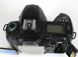 Memory Card Nikon D70 nikon d70s w battery memory card 18208252183 ebay