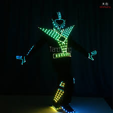 Tron Halloween Costume Light Up by Led Tron Costume Led Tron Costume Suppliers And Manufacturers At