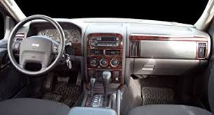 2001 jeep grand interior amazon com jeep grand laredo limited interior burl wood