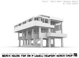 lovell beach house r m schindler s lovell beach house youtube