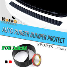 infiniti qx56 rear bumper protector compare prices on infiniti ex35 rear bumper online shopping buy