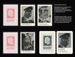id card graphic design secret hitler illustration graphic design mackenzie schubert