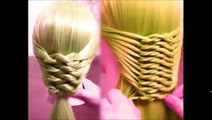 hair style on dailymotion double knot wrap around hairstyle video dailymotion