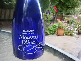blue martini bottle beviamo moscato d u0027asti wine moscato d u0027asti blue bottle wine