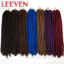 Human Hair Loc Extensions by Online Get Cheap Synthetic Dreads Aliexpress Com Alibaba Group