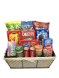 junk food gift baskets jumbo junk food gift basket chagne gift baskets