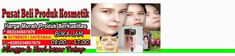 Wajah Magic Glosy aneka kosmetik pemutih aman dan murah magic glossy krim