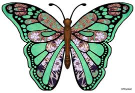 butterfly sketch cliparts cliparts zone