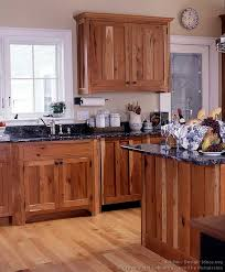 Rustic Shaker Kitchen Cabinets Kitchen  Bath Cabinets  Rustic - Rustic cherry kitchen cabinets