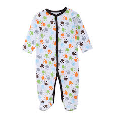aliexpress buy luvable friends winter baby pajamas