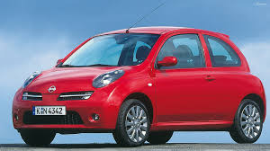 red nissan car picker red nissan micra
