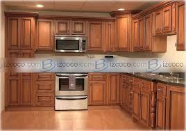 Glazed Maple Kitchen Cabinets Cinnamon Maple Glazed Kitchen Cabinets Quicua