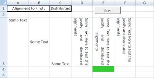excel vba get vertical alignment sample code vba and vb net