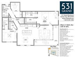 fitness center floor plan design 531 grand kansas city