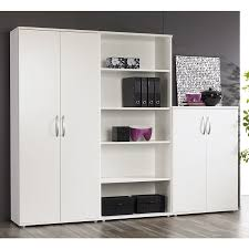 Bookcase With Doors Beautiful White Bookshelf With Doors And Best 25 White