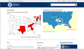 Fema Interactive Flood Map What Everyone Ought To Know About Disasters Fema Website