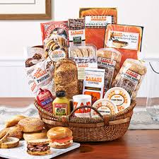 mail order gift baskets bagel gift basket lamoureph