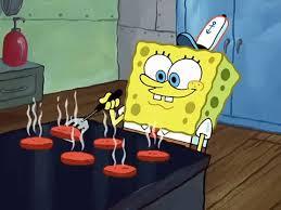 Spongebob Krabby Patty Meme - spongebob squarepants season 4 gif find download on gifer