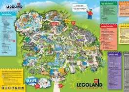 Sea World Orlando Map by A Map Of Legoland California Legoland California Resort
