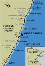 North Shore Cottages Duluth Mn by Mn Quiet Lake Shore Cottages Minnesota Cabin Rental