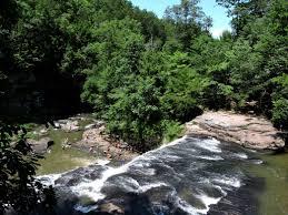 Fall Creek Falls Map Fall Creek Falls Hiking