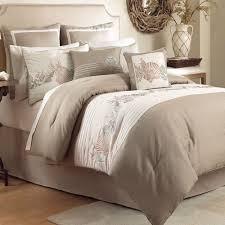 Beachy Comforters Sea Island Tropical Comforter Bedding Also Beach Comforter Sets