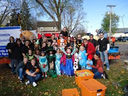 johnson city halloween events abc newspapers halloween capital of the world lights up the