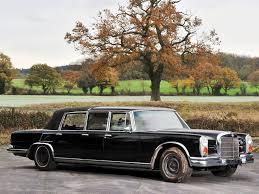 mercedes auctions 1971 mercedes 600 pullman six door landaulet rm auctions