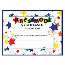 preschool certificates free printable preschool diploma graduation free