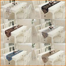 home wedding decor fashion simple table runner cloth 32x210cm luxury upscale