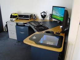customize your own desk customize your own gaming desk new furniture