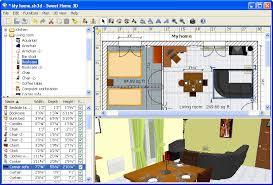 free home interior design software 3d home design free