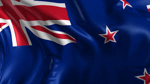 Nee Zealand Flag Flag Of New Zealand Beautiful 3d Animation Of The New Zealand