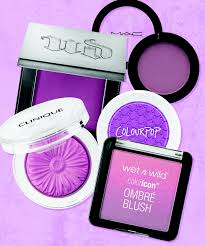 violet purple why you need to try out purple blush instyle com