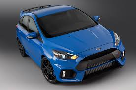 leaked configurator suggests the 2016 ford focus rs starts at 36 605