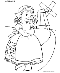 coloring pages decorative kids coloring picture fall pages kids
