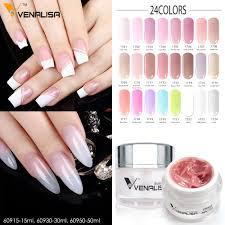 aliexpress com buy 60915 venalisa hard gel canni 15ml finger