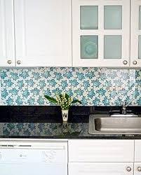 Stunning Alternative Backsplash Ideas Photos Home Design Ideas - Creative backsplash