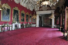 Buckingham Palace Floor Plan Buckingham Palace State Dining Room Closed Over Ceiling Safety