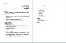 Resume Objective For Bank Teller Homework Notes For Parents I Essay Simple Job Cover Letter Esl