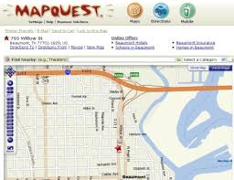 us map states mapquest mapping and driving directions